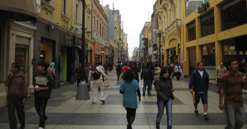 jiron de la union e1505167561620 - ¿Cuáles son las calles comerciales más importantes de Lima?