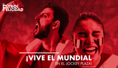 jockey mundial 240x140 - Jockey Plaza lanza campaña #EsFútbolEsFelicidad