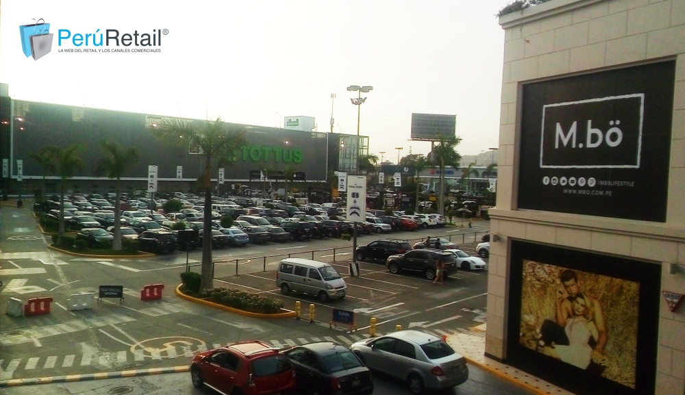jockey plaza estacionamiento peru retail - Rechazan eliminar cobros de estacionamiento en centros comerciales