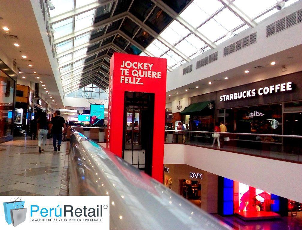 jockey plaza pasillo central - Peru Retail