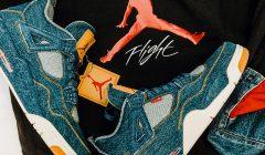 jordan 4 levis release date 1 240x140 - Levi's y Jordan lanzan línea de ropa