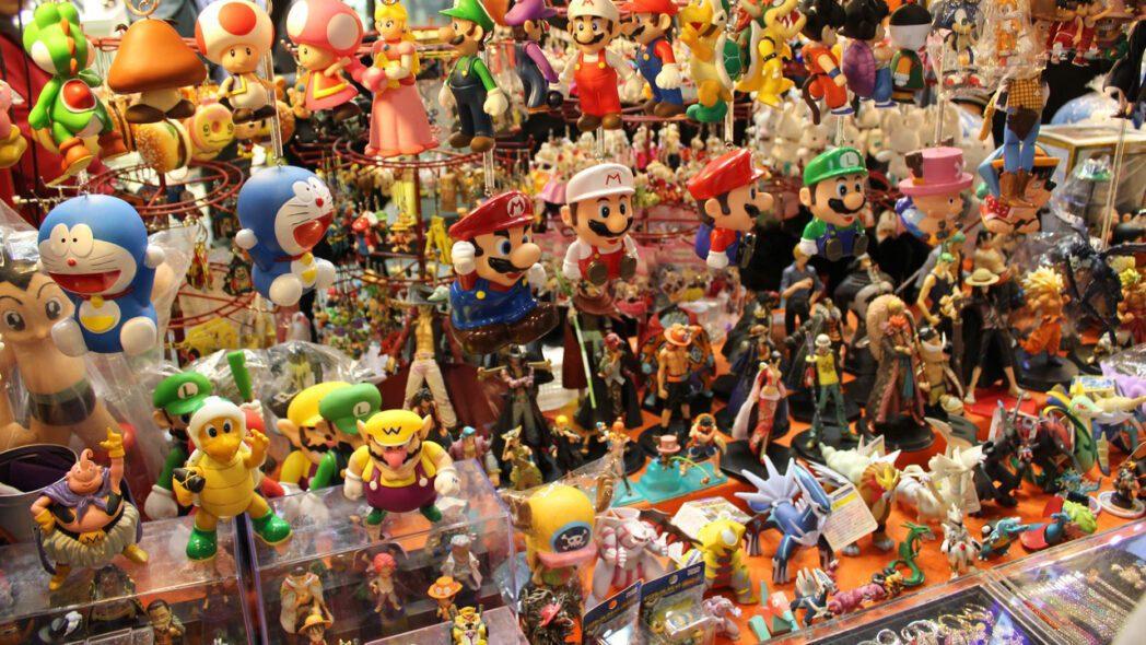 juguetes chinos - Ecuador: El 75% de juguetes importados llegaron desde China