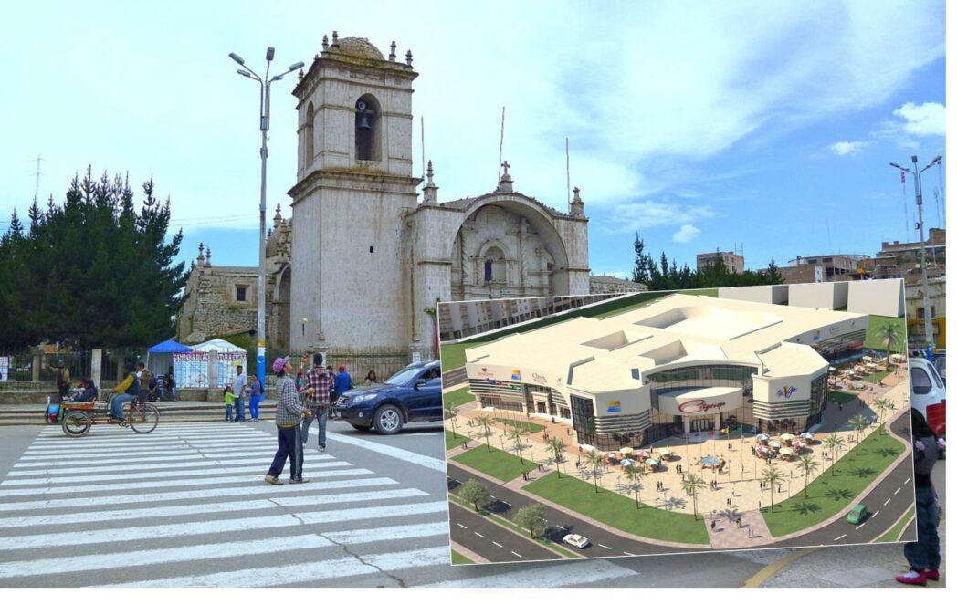 juliaca centro comercial - Comerciantes financiarían construcción del segundo centro comercial en Juliaca