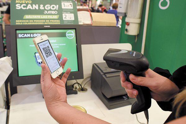 jumbo - Jumbo lanza su sistema de pago automático Scan&Go similar a Amazon Go