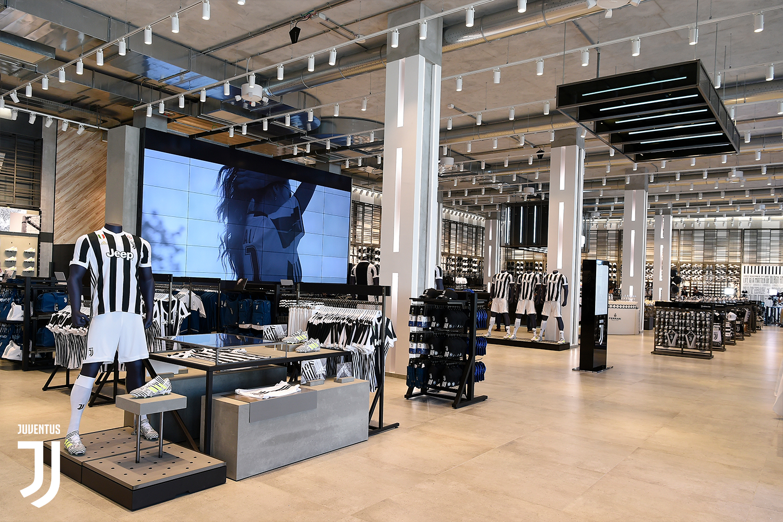 juventus megastore - Juventus Store: una brand experience para todo el mundo
