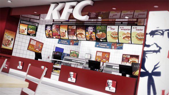 kfc 2 - Perú: KFC incorpora cartas en braille en sus 121 locales