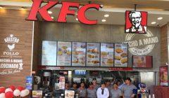 kfc arica 240x140 - KFC inaugura nuevos establecimientos comerciales en todo el mundo