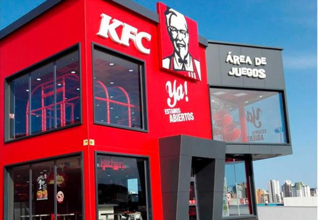 kfc españa levante 1024x709 - Yum! Brands podría tener 400 tiendas en España y Portugal