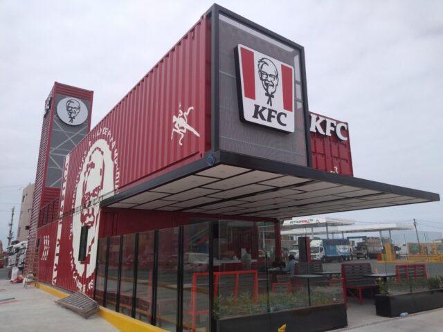 kfc grifo kio lima 640x480 - Lima: KFC abre innovador Drive Thru en Lurín