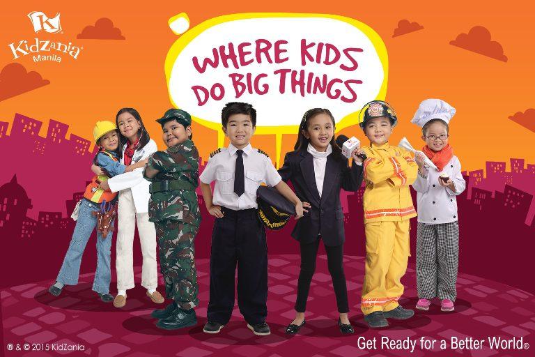 kidzania Where kids do big things - Kidzania: concepto de parque temático para niños que crece en todo el mundo
