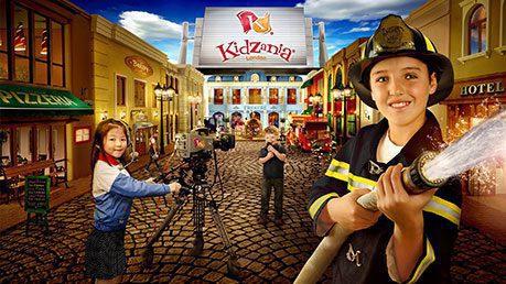 kidzania details - Kidzania: concepto de parque temático para niños que crece en todo el mundo