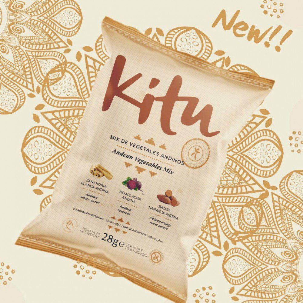 kitu 1 perú retail - Kitu, los snacks vegetales elaborados en los altiplanos de los Andes en Ecuador