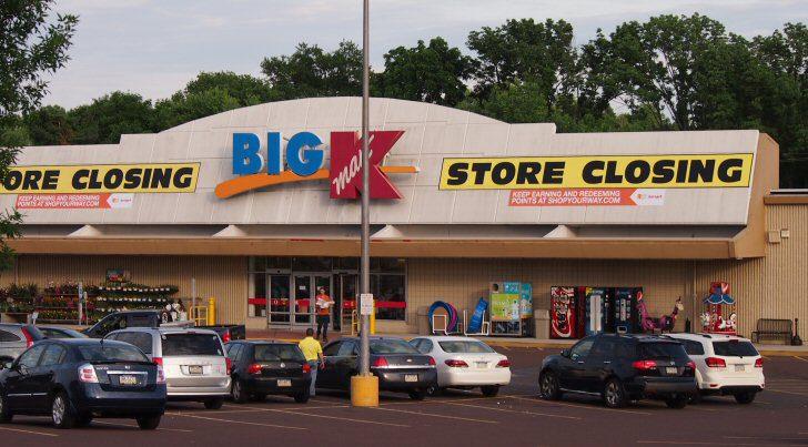 kmart closing store - Estados Unidos: Sears cerrará 72 tiendas más este año