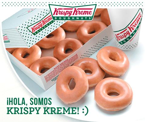 krispy kreme 3 - Krispy Kreme abrirá la tienda más grande del mundo en el Perú