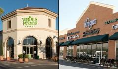 kroger and whole 240x140 - Kroger podría comprar Whole Foods por un valor de US$ 9.7 mil millones