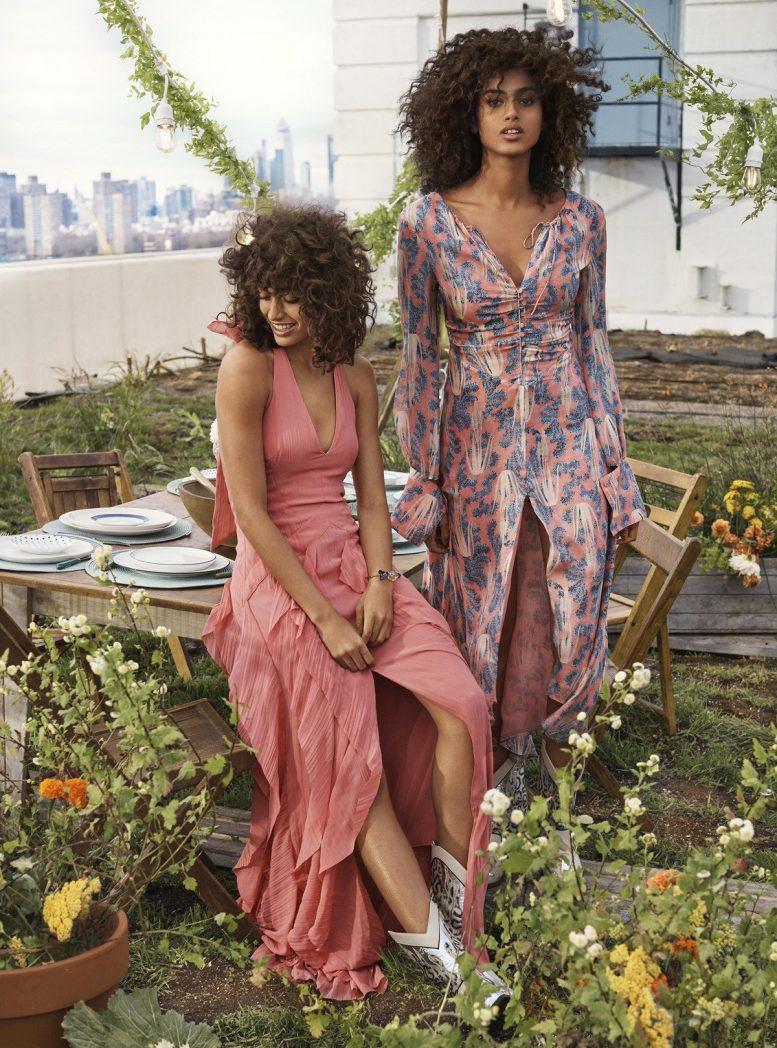 línea HM - H&M Conscious: La nueva colección de H&M hecha de piñas, algas y zumo de naranja