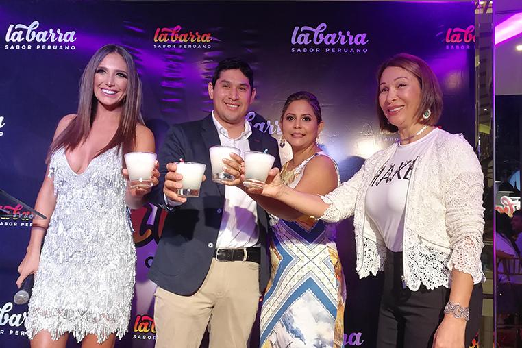 la barra sabor peruano - Bolivia: Restaurante peruano aterriza en centro comercial de Santa Cruz