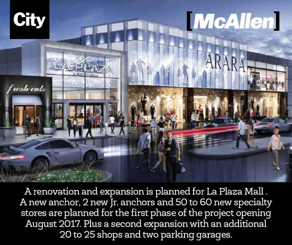 la plaza mall renovacion