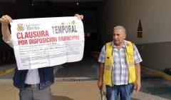 """la rambla clausurado 240x140 - La Rambla de Brasil: Reabren centro comercial tras cierre temporal por """"medidas de seguridad"""""""
