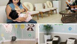 lactarios públicos 248x144 - Centros comerciales en Ecuador ya cuentan con lactarios públicos
