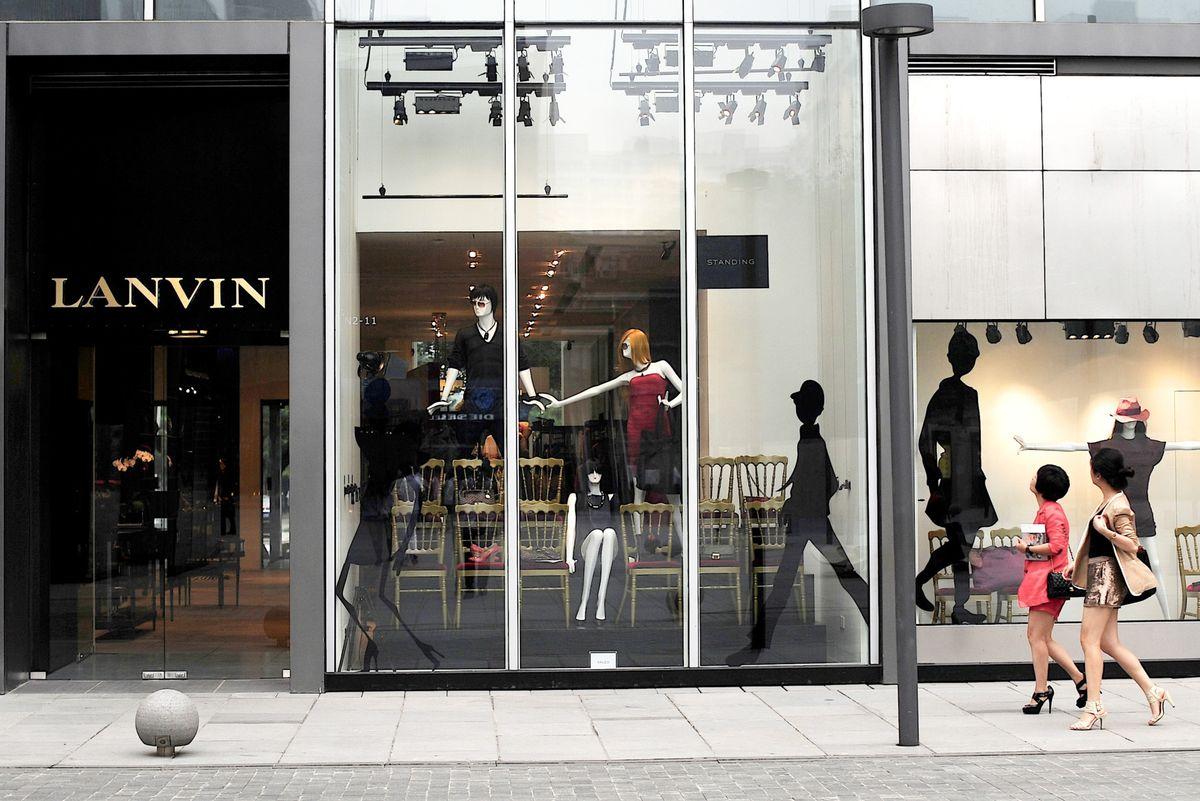 lanvin - Lanvin, marca de moda francesa es vendida al grupo chino Fosun