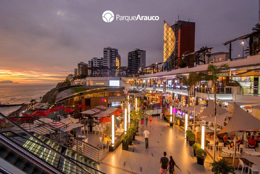 parque arauco 2016