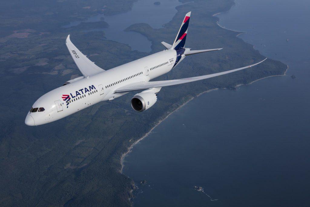 latam Boeing