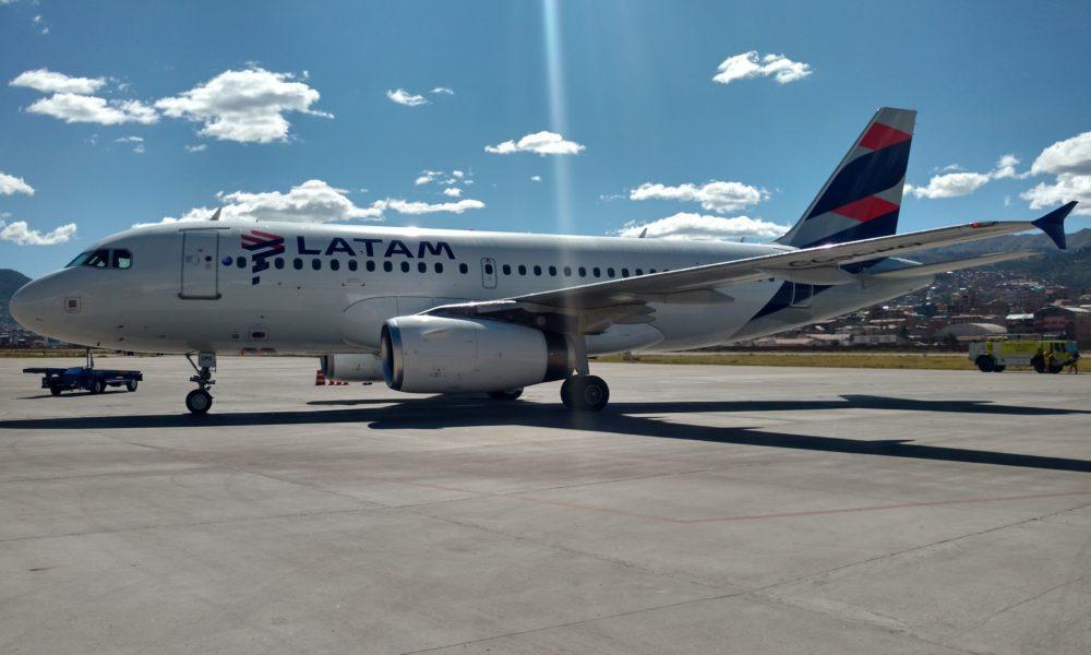 latam airlines 1 - Perú Retail