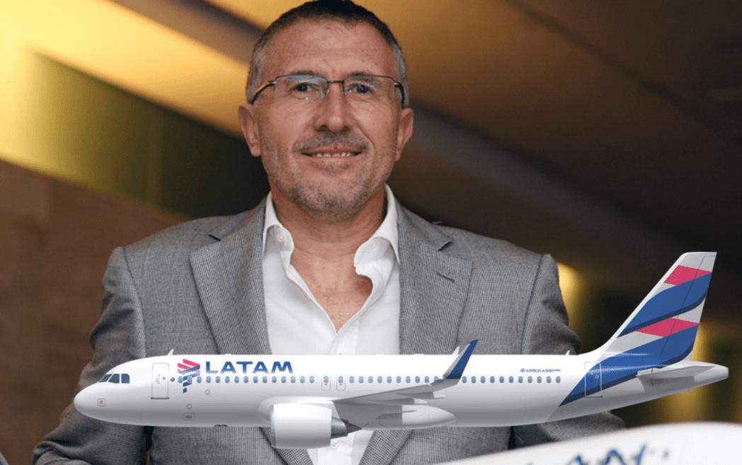 latam perú retail - Enrique Cueto, dejará el cargo de CEO de Latam Airlines luego de 25 años