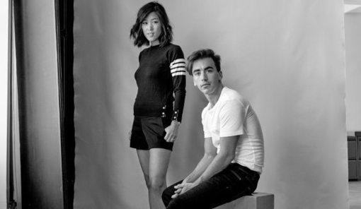 laura kim y fernando garcía - Carolina Herrera demanda a la casa de moda Oscar de la Renta