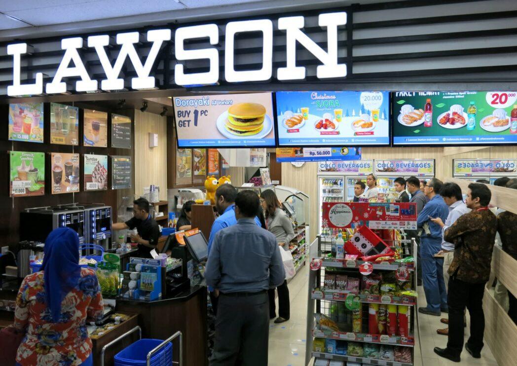 lawson convenience store - ¿Cuáles son las principales tiendas de conveniencia en el mundo?