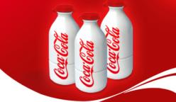 leche cocacola 248x144 - Coca Cola añadiría lácteos y bebidas calientes a su portafolio