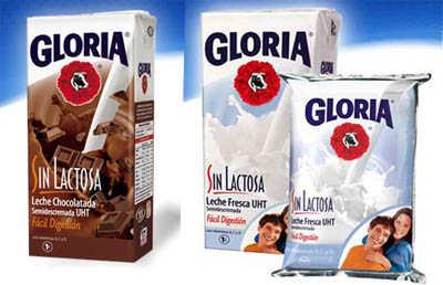 leche gloria deslactosada - Indecopi multa a Grupo Gloria por publicidad engañosa
