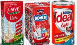 leches nestle gloria laive Perú Retail 248x144 - No solo es Gloria, Nestlé y Laive también presentarían etiquetado engañoso