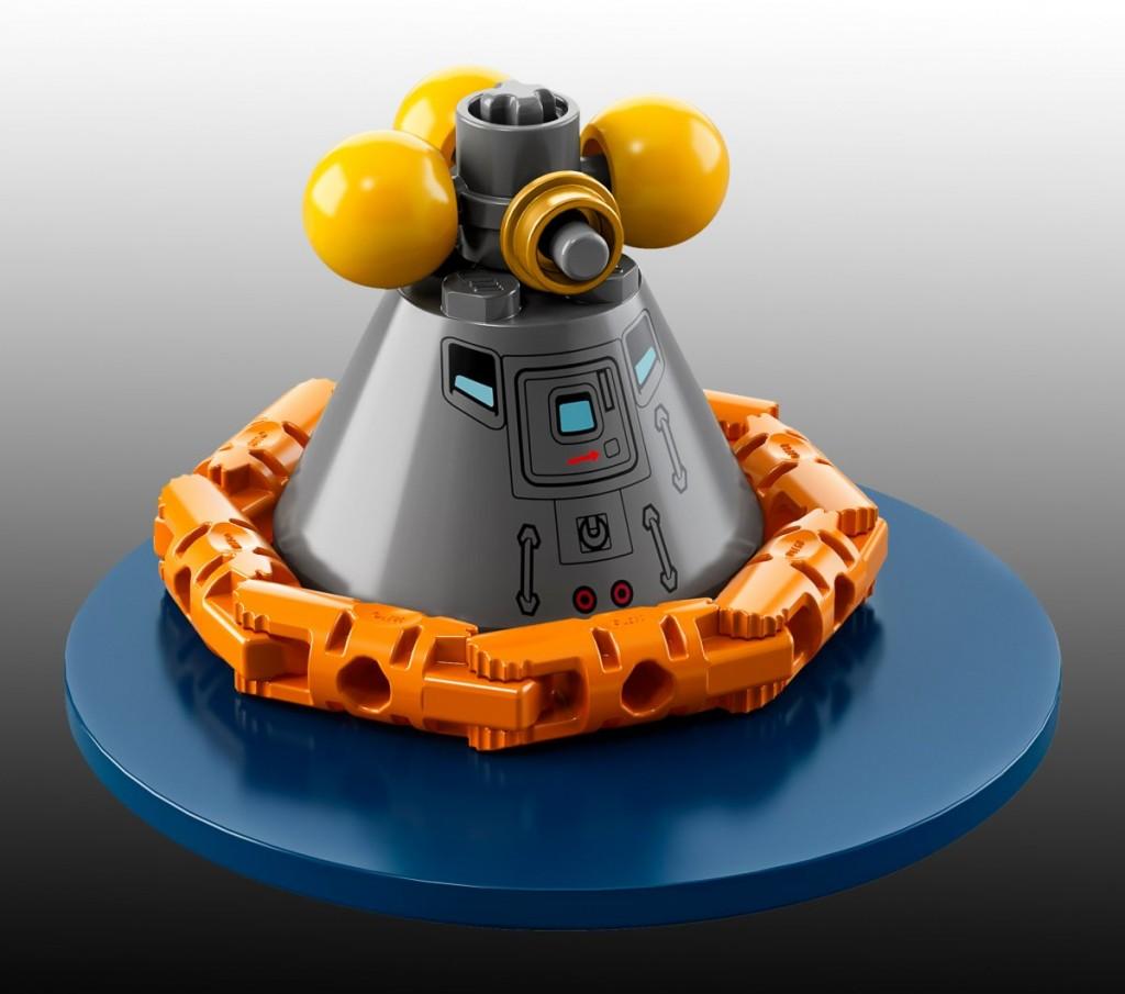 lego NASA Apolo Saturno V 3 1024x905 - Lego presenta su nuevo cohete 'NASA Apolo Saturno V'