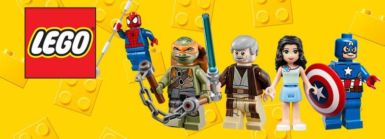 lego category banner - Conozca cuáles son las claves de innovación de Lego