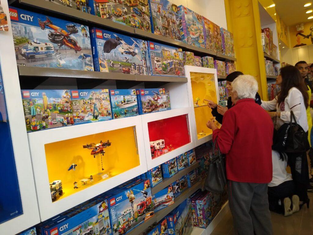 lego plaza san miguel 10 perú retail 1024x768 - LEGO contará con canal ecommerce y abrirá nueva tienda para 2020