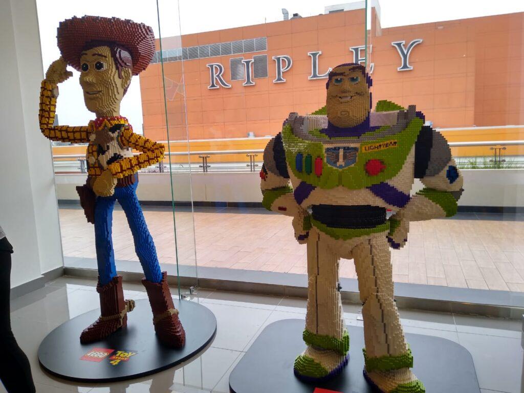 lego plaza san miguel 2 perú retail 1024x768 - LEGO contará con canal ecommerce y abrirá nueva tienda para 2020