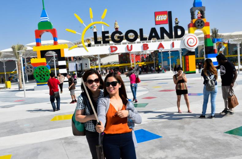legoland dubai 2 - Parque temático Legoland abrió sus puertas en Dubai