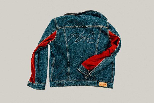levis casaca 2 - Levi's y Jordan lanzan línea de ropa