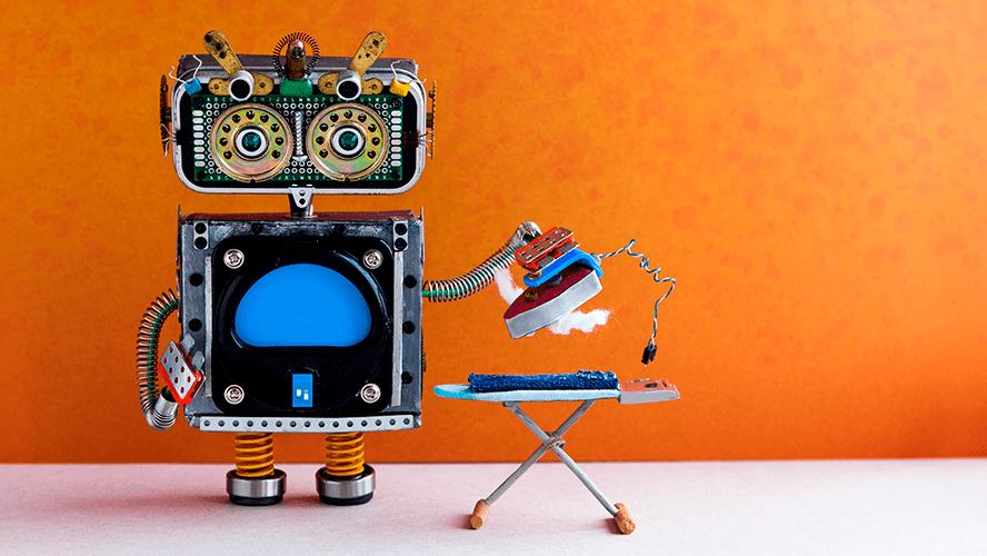 levis robots - Levi's reemplazará a sus trabajadores por robots