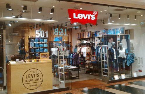 levi's tienda