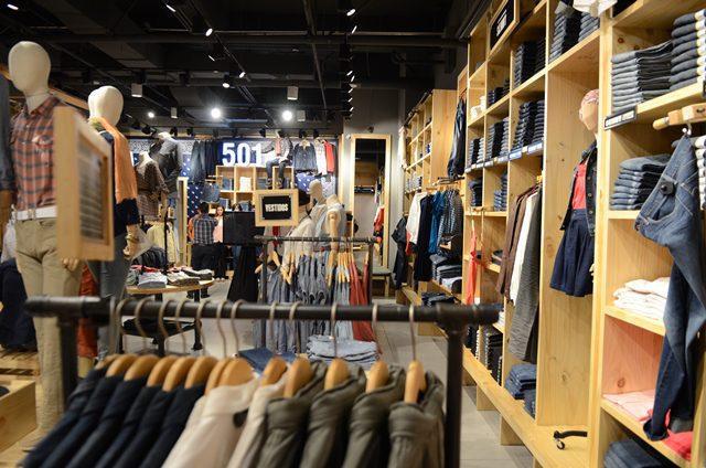 levis1 - Levi's planea abrir 10 nuevas tiendas en México durante el 2018