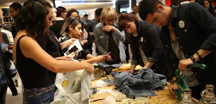 levisstore728 - Levi's abrirá su tienda más grande de Latinoamérica