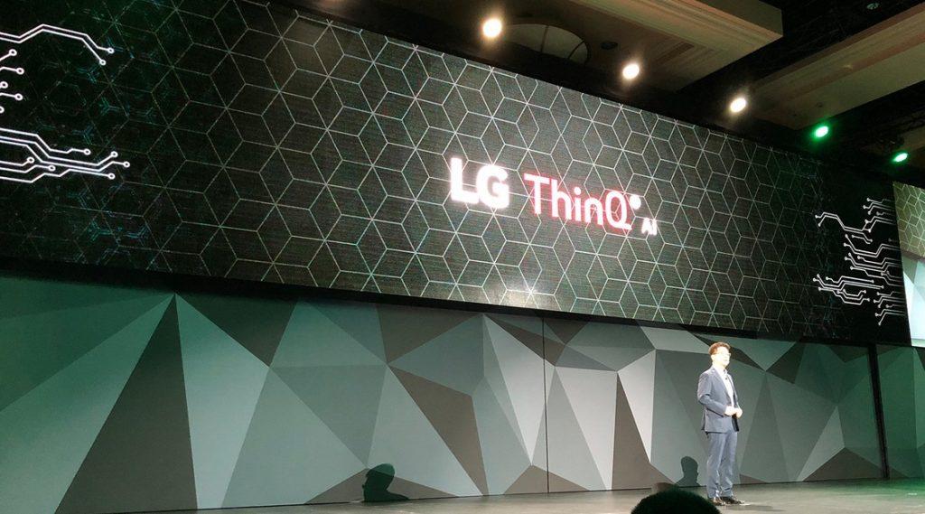 lg ces 2018 press conference how to watch it image1 1024x569 - CES 2018: LG presenta nueva línea de altavoces