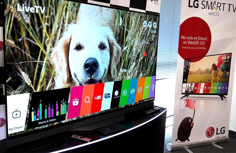 lg televisores super uhd tv oled tv 4k - LG Electronics estima ganancias por más del 20% en el primer trimestre