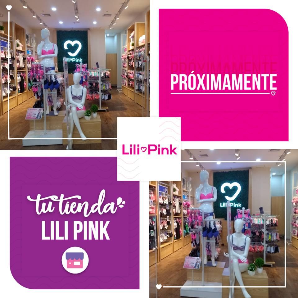 lili pink 1 - Perú: Lili Pink abrirá locales en Plaza Norte y Mall Plaza Bellavista