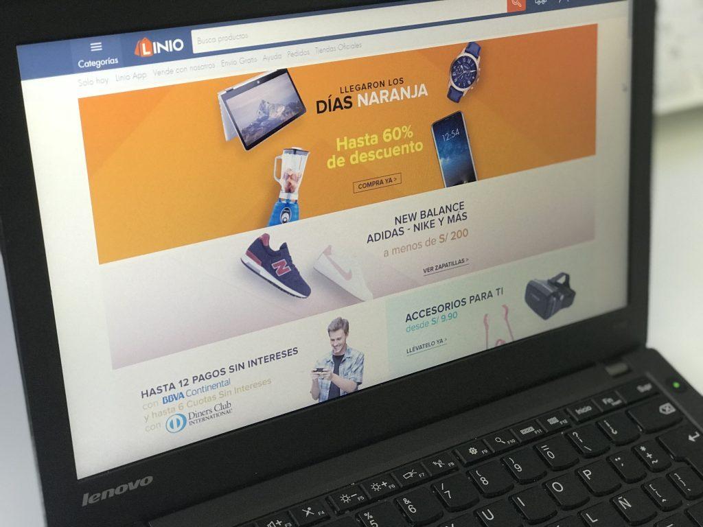 linio 1 1024x768 - Linio activa Click & Collect, la nueva forma de comprar sin costos de envío