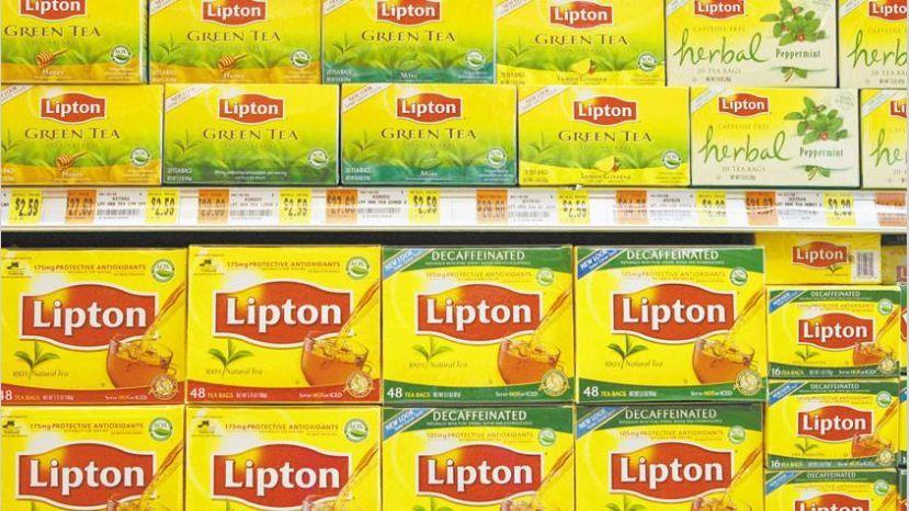 Vuelve la marca de t lipton a las g ndolas de argentina - Marcas de te ...