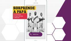 """llamada mundialista 248x144 - Ripley Perú: """"Ser papá se aprende en la cancha"""""""